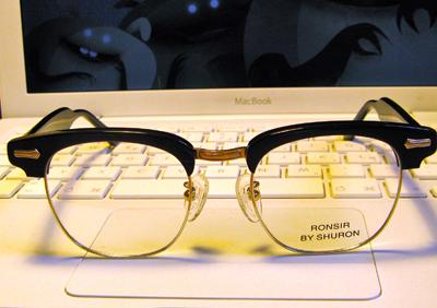 neue Nerd Brille